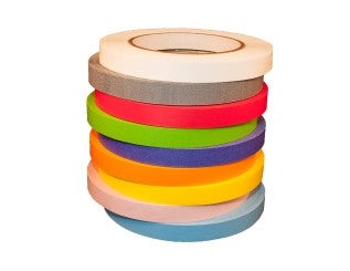 Orange Flatback Masking Tape