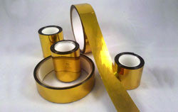 Lightweight ColdGold Heat Reflective Tape