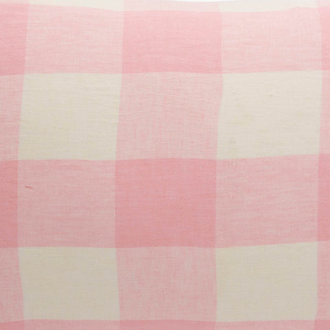 Strawberries & Cream Linen Fitted Sheet