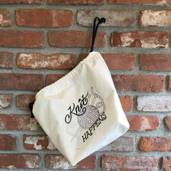Purlie Bags - Large Drawstring Project Bags, Totes, and More