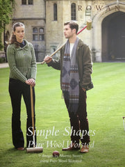 Rowan - Simple Shapes Pure Wool Worsted - Book