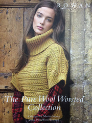 Rowan - The Pure Wool Worsted Collection - Book