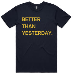 LW (Men's) - Better Than Yesterday