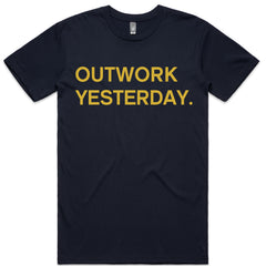LW (Men's) - Outwork Yesterday