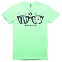 LW (Youth) - Love Surf Tee