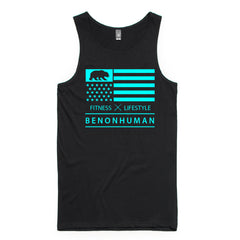 LW (Men's) - Freedom Premium Tank