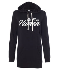 LW (Women's) - Hooded Pullover Dress