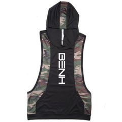 PW (Men's) - DRI-FIT Two-Tone Stringer Racerback Tank CAMO