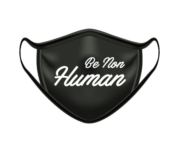 AC - Unisex Mask Be Non Human