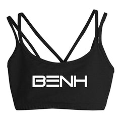 PW (Women's) - BENH Criss Cross Sports Bra