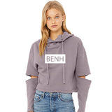 LW (Women's) - Cut Out Fleece Hoodie