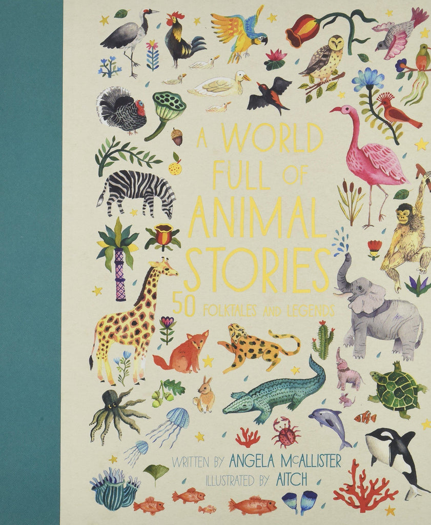 A World of Animal Stories Books Hachette