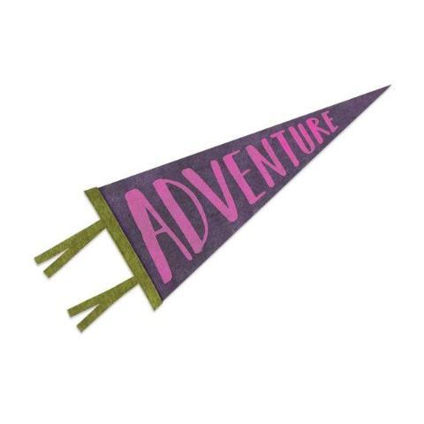 Adventure Pennant The Rise and Fall