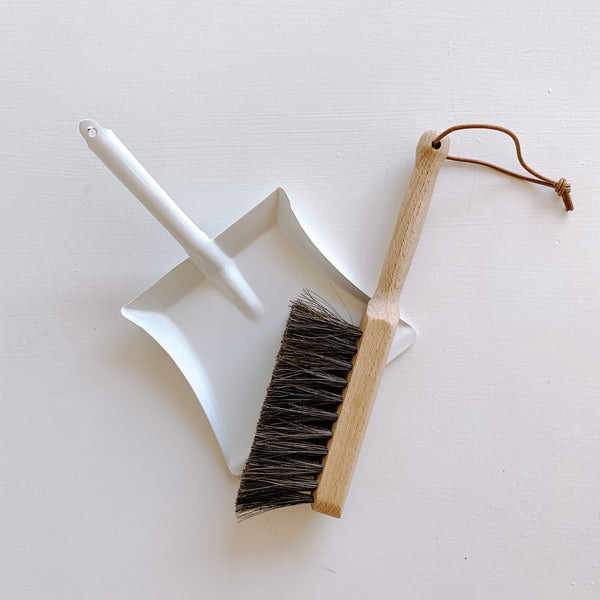 Brush and Dustpan Toys Redecker