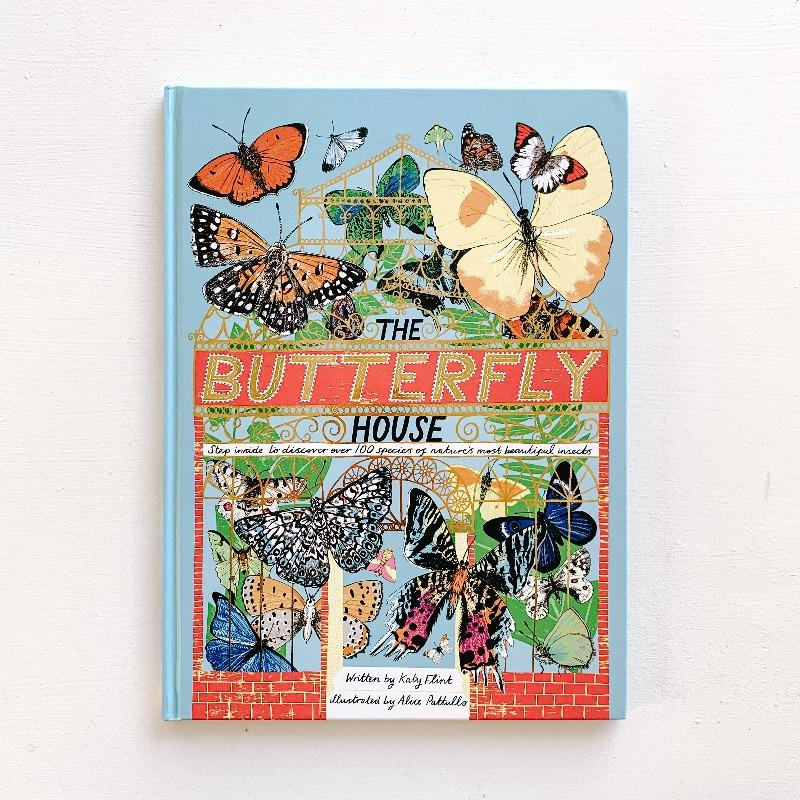 Butterfly House Books The Wonder Cabinet