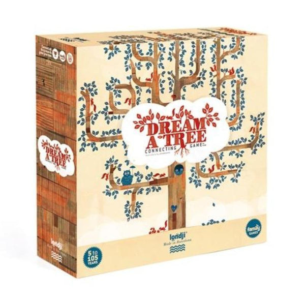 Dream a Tree Game games The Wonder Cabinet