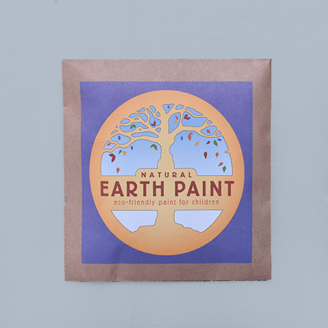 Earth Paint Packets Art Supplies Natural Earth Paint Blue