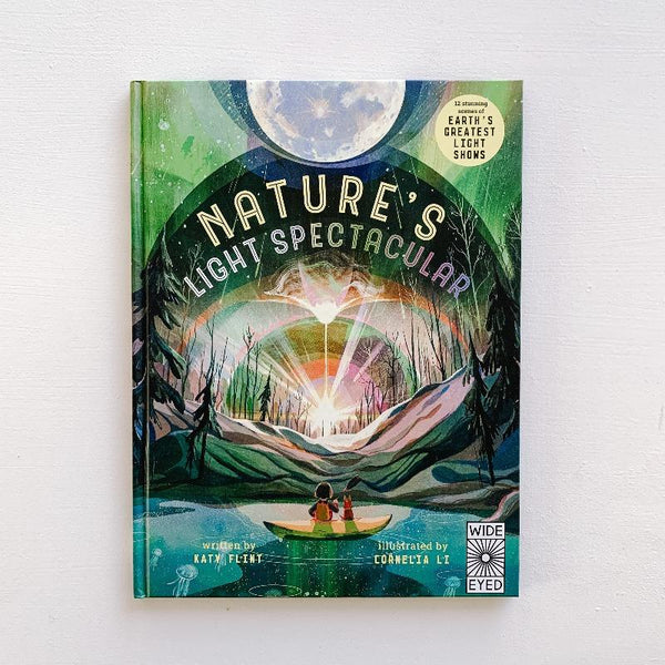 Glow in the Dark: Nature's Light Spectacular Books The Wonder Cabinet