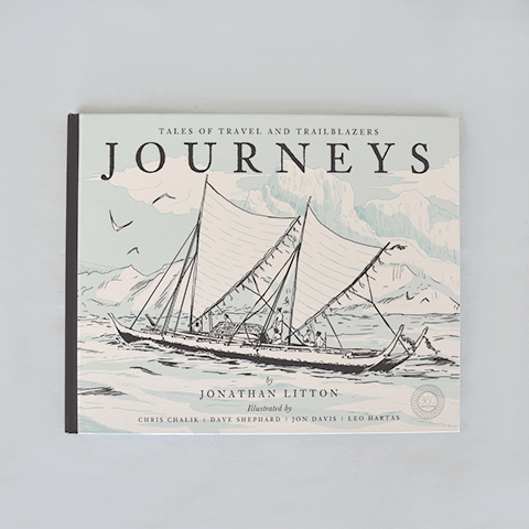 Journeys: Tales of Travels and Trailblazers Books Raincoast books