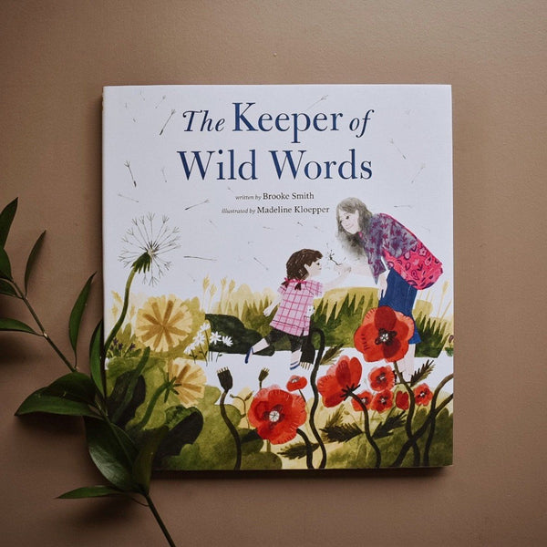 Keeper of Wild Words The Wonder Cabinet