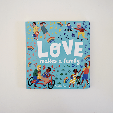 Love Makes a Family Books Penguin Random House