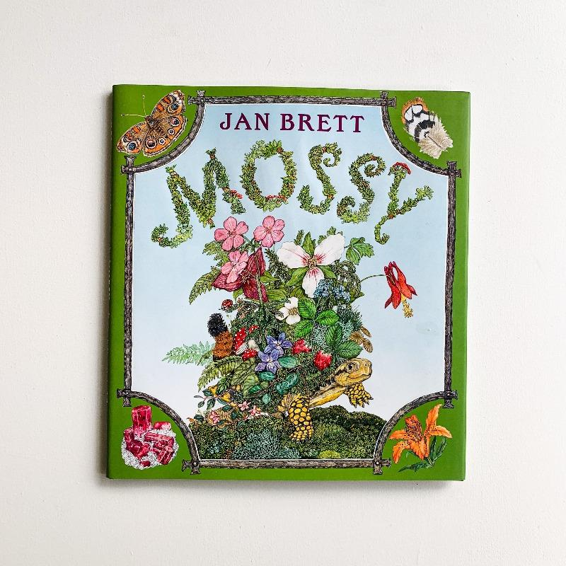 Mossy Books The Wonder Cabinet