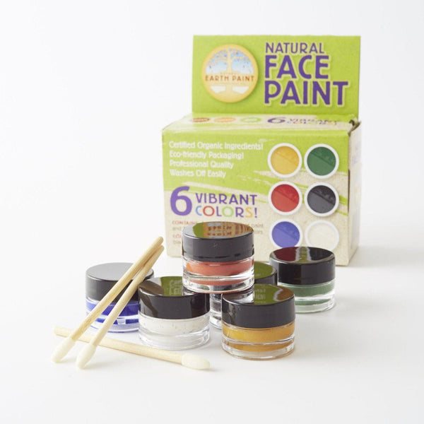 Natural Face Paint Art Supplies Natural Earth Paint