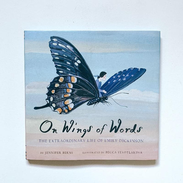 On Wings of Words Books The Wonder Cabinet