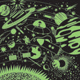 Space Illuminated Glow-in-the-Dark Family Puzzle - 500 pc Puzzle The Wonder Cabinet