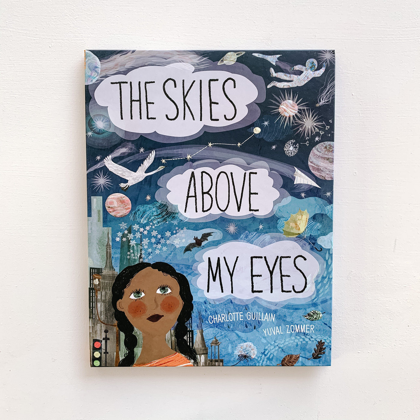 The Skies Above My Eyes Books The Wonder Cabinet