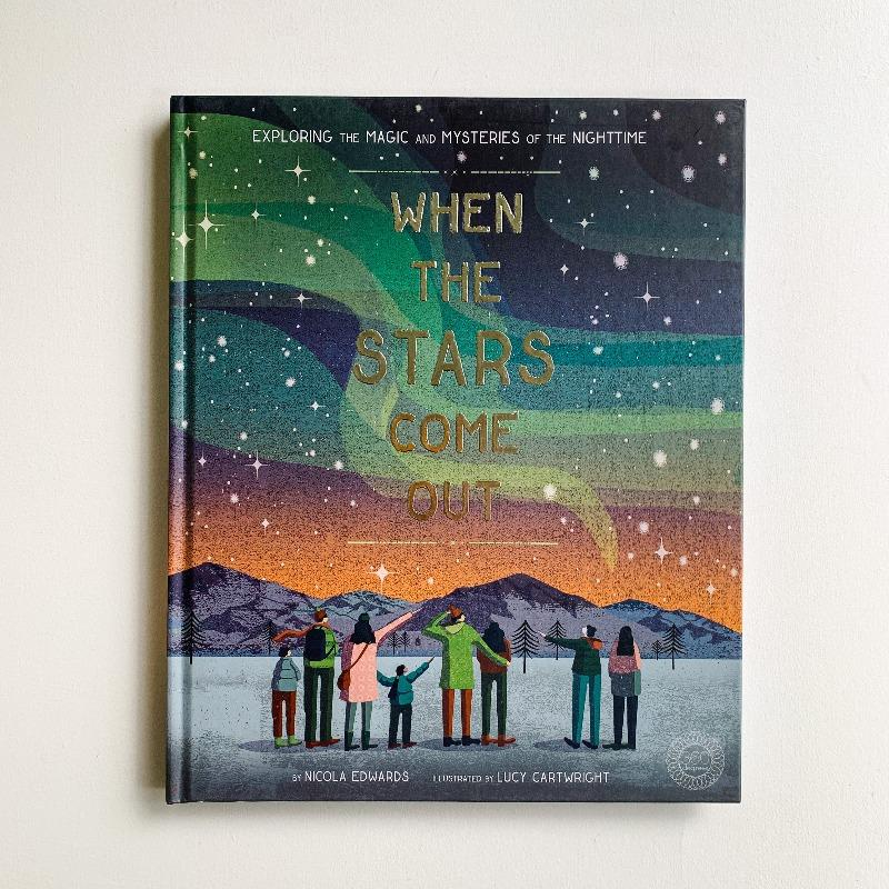 When the Stars Come Out Books The Wonder Cabinet