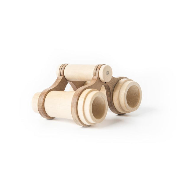 Wooden Binoculars The Wonder Cabinet