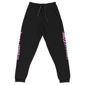 Literally Iconic Unisex Joggers