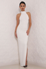 Lyssa dress (white) - Kourvosieur