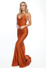 Asyah - Mermaids Are Real gown (copper) - Kourvosieur