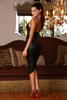 City dress (blk) - Kourvosieur