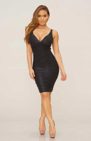 Elena bandage dress - Kourvosieur