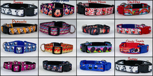 "5/8"" wide dog or cat collars"