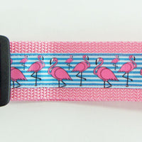 "Wide collar upgrade handmade 1 1/4"" or 1 1/2"" wide adjustable buckle collar or leash - Furrypetbeds"
