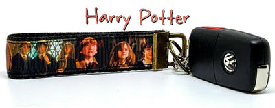 Harry Potter Key Fob Wristlet Keychain 1