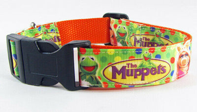 Muppet's dog collar 12.00 all sizes adjustable buckle collar 1