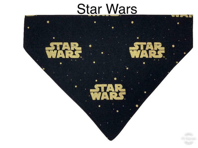 Star Wars Dog Bandana Over the Collar bandana Dog collar bandana puppy Disney - Furrypetbeds