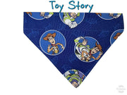 Toy Story Dog Bandana Over the Collar bandana Dog collar bandana puppy - Furrypetbeds