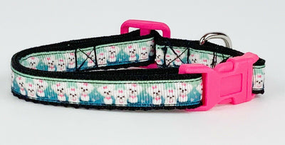 Puppies cat & small dog collar 1/2
