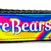 "Care Bears Key Fob Wristlet Keychain 1"" wide Zipper pull Camera strap - Furrypetbeds"