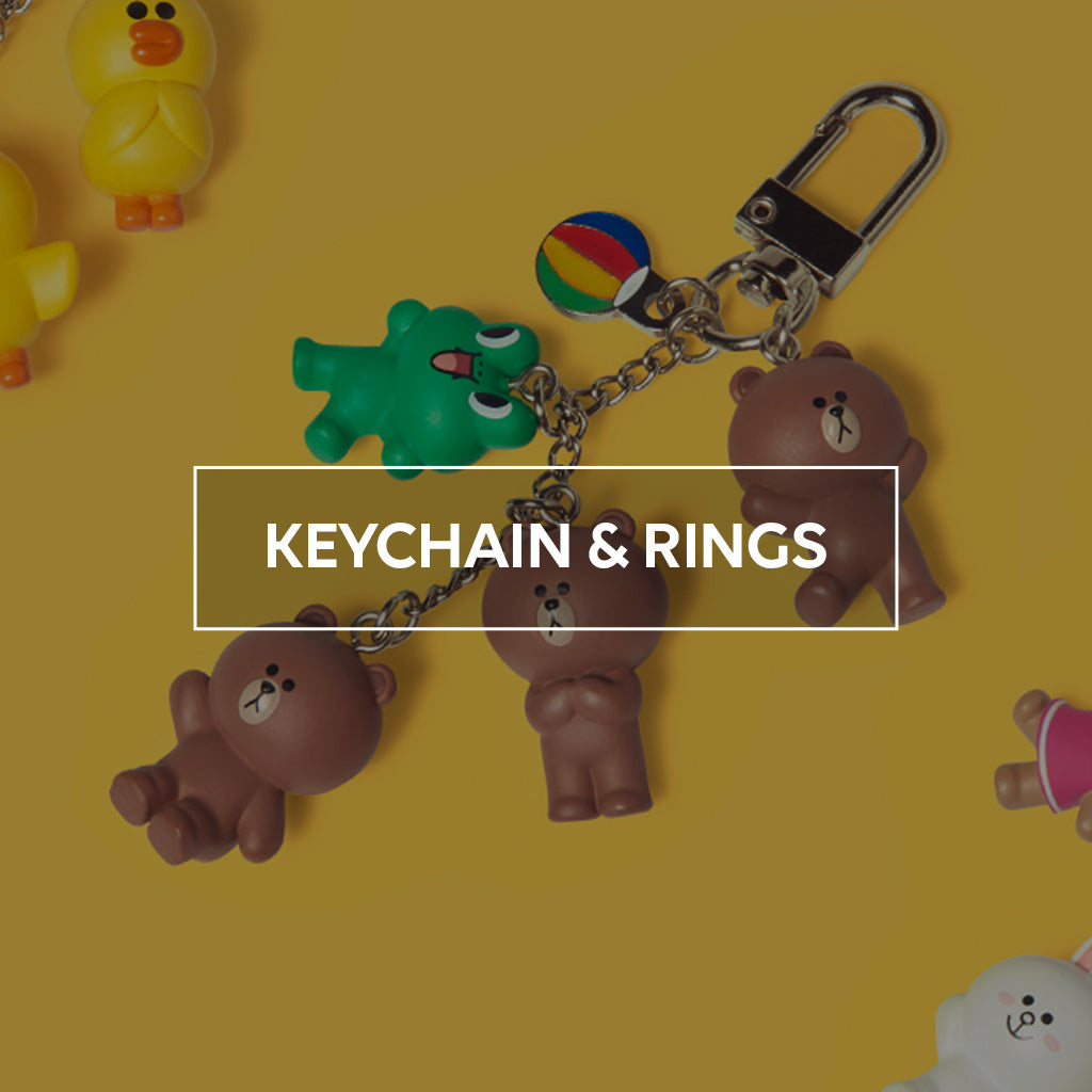 keychain & rings