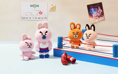 BT21 COOKY Universe Standing Doll Set