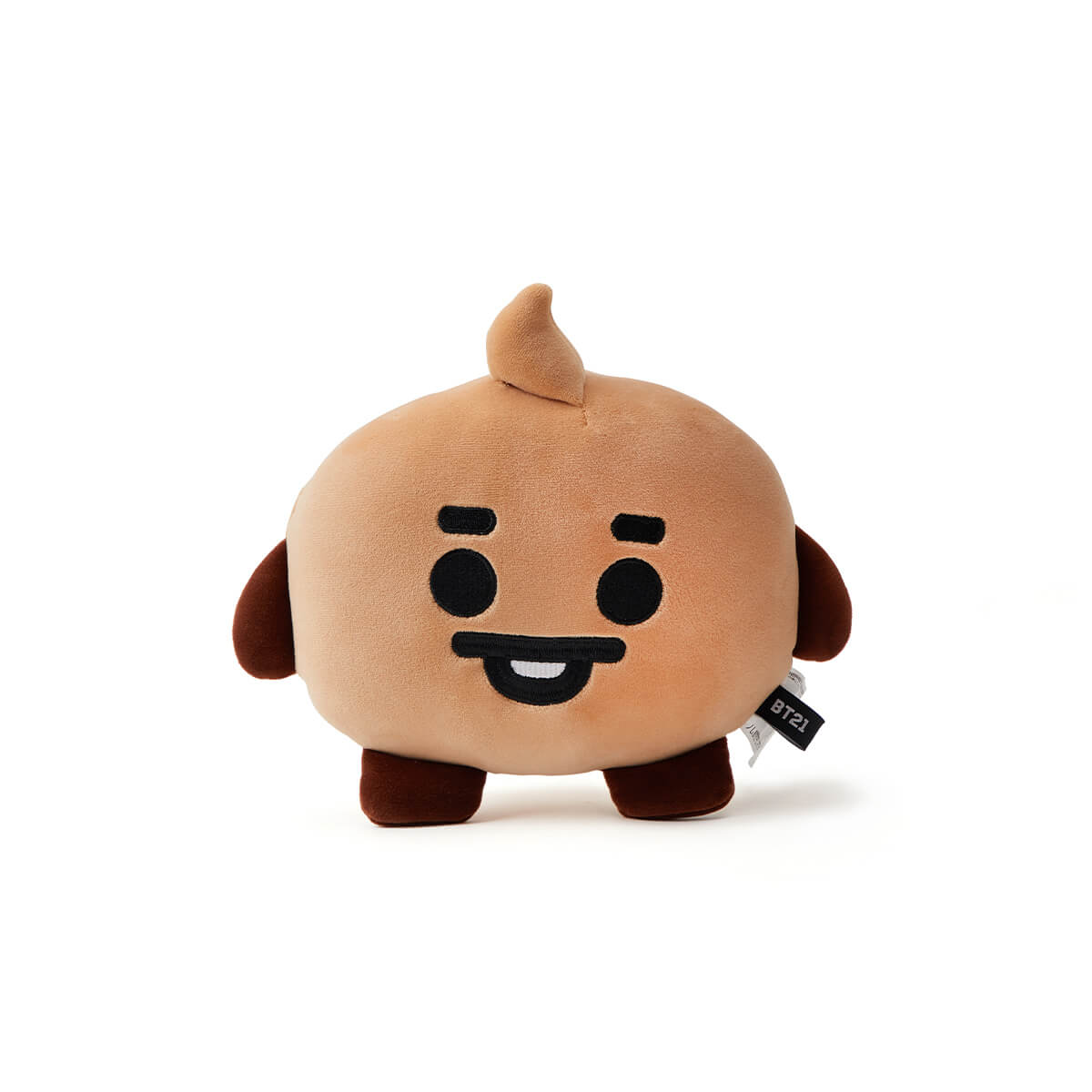 BT21 Baby SHOOKY Flat Face Cushion