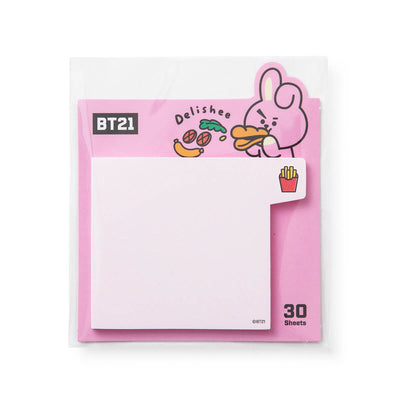 BT21 COOKY BITE Sticky Note