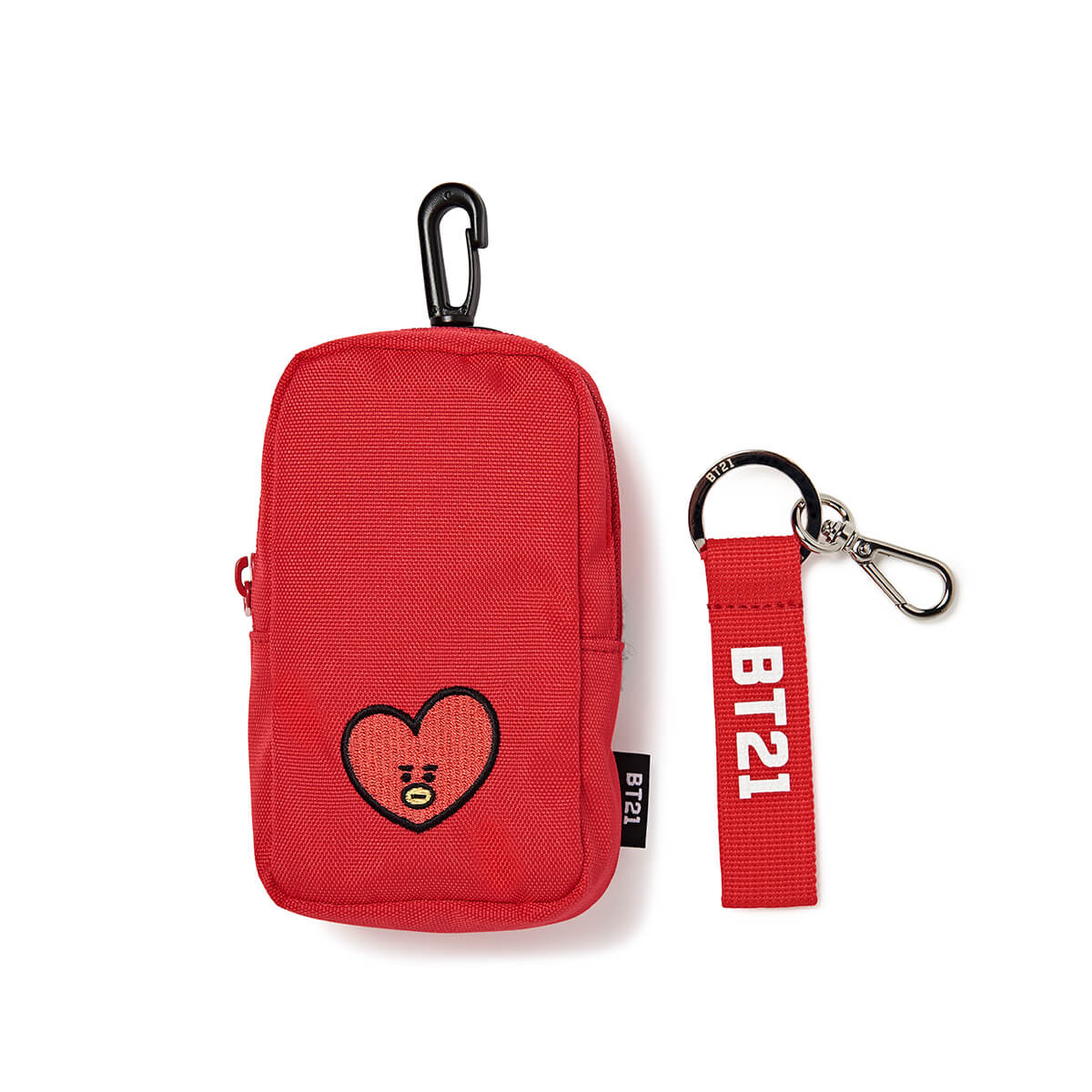 BT21 TATA Bag Charm Set (2)